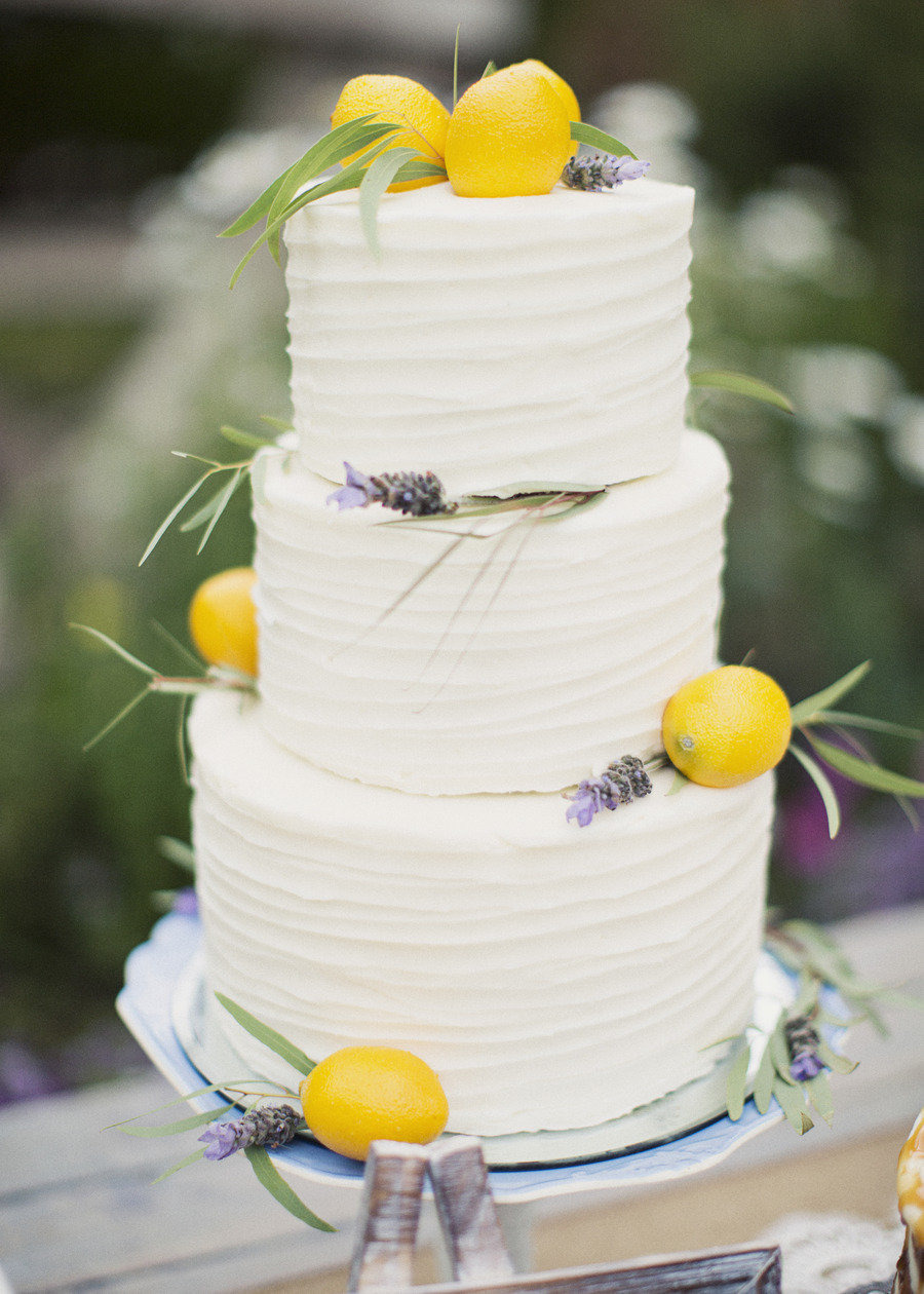 lemon lavender wedding cake,wedding cakes ideas,wedding cakes