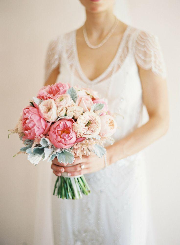 Peony Wedding Bouquetsbreathtaking Bouquet