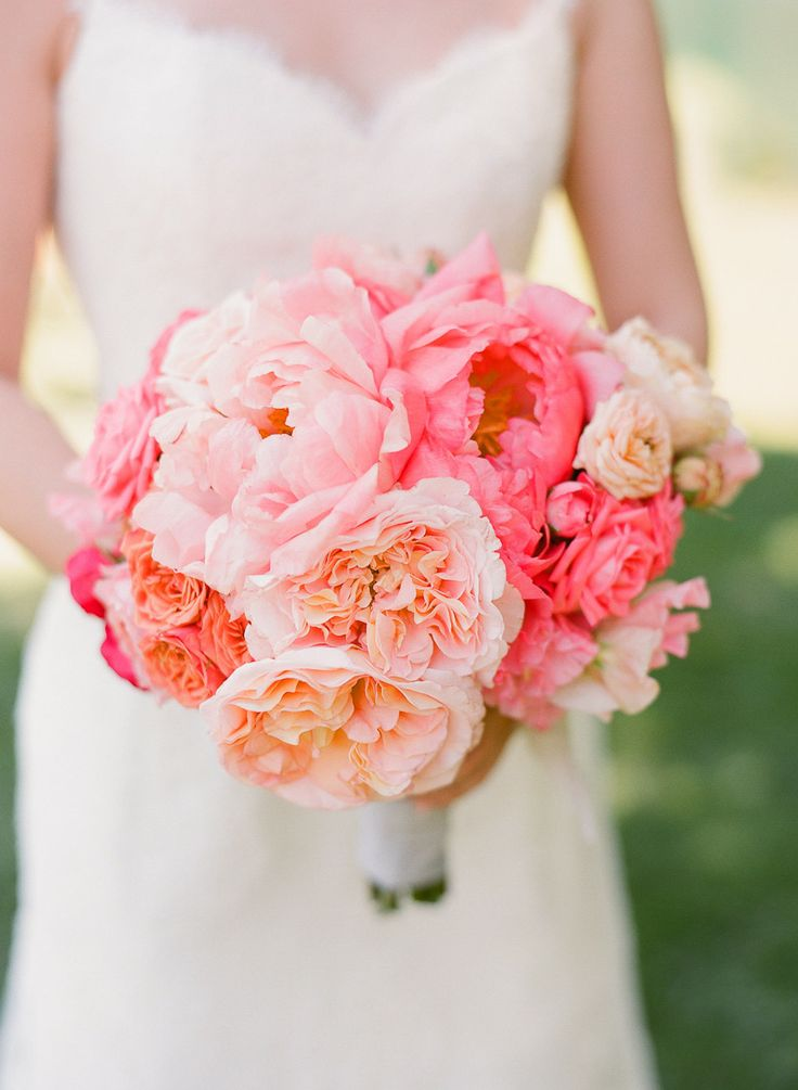 20 breathtaking peony wedding bouquet for Bouquet of flowers for weddings