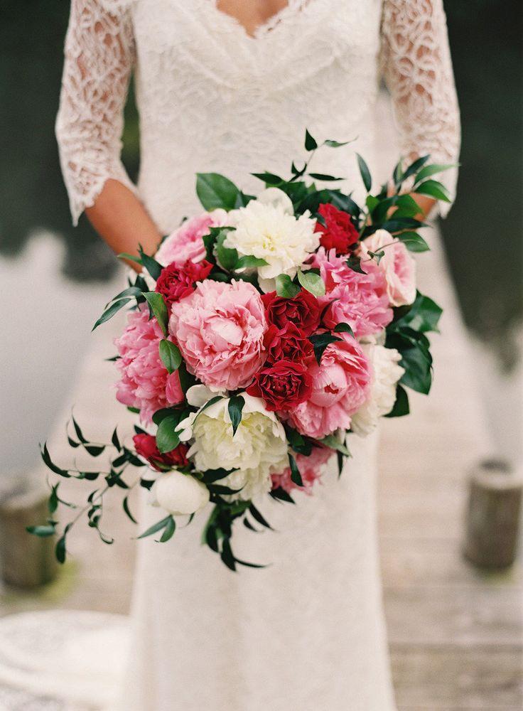 pink peony wedding bouquet,wedding bouquet