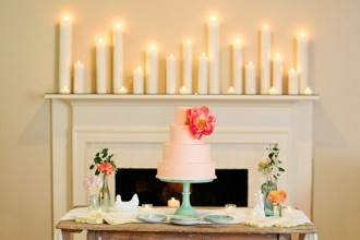 pink peony wedding cake,pink wedding cake