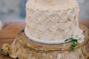 Rustic fall wedding cake,swirl wedding cake,elegant wedding cake
