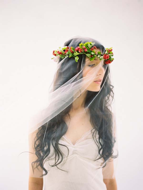 Bridal veils and headpieces 1 fab mood wedding colours wedding