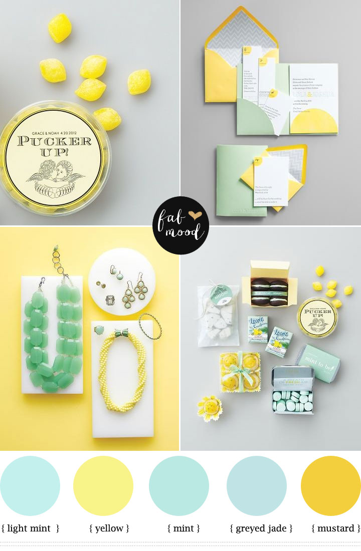 Mint and yellow wedding Colours,mint green and yellow wedding colors
