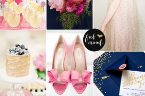 Navy blue pink and gold ,Navy blue pink and gold wedding,wedding colours palette