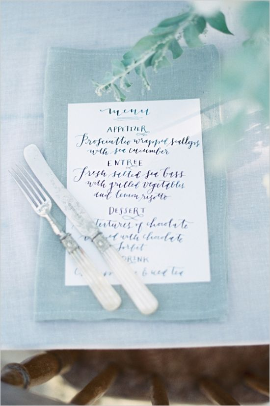 light blue wedding colors