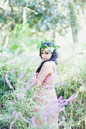 floral crown headband,wedding floral hairstyles,wedding hairstyles with flower wreath,wedding hairstyles flower crown,wedding hairstyles down with flower