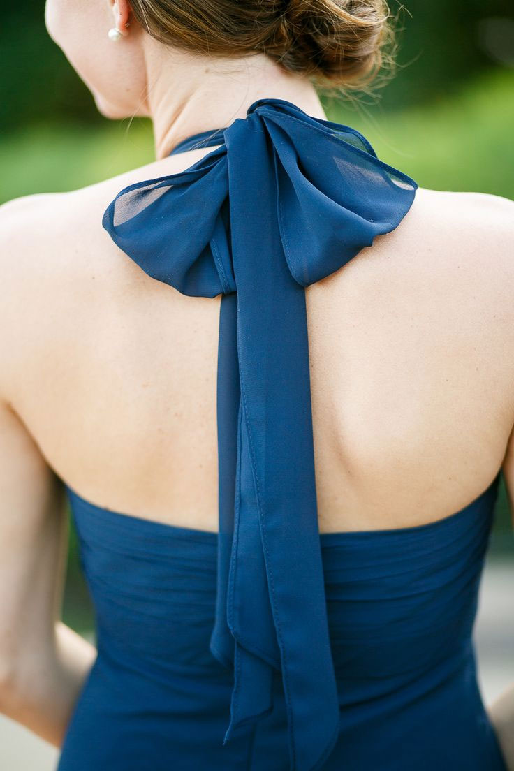 Navy blue bridesmaid,navy blue beach bridesmaid dress,halter neck navy blue dress,Blue Grey Navy Blue and Peach Wedding colours Palette,bridesmaids dresses,halter neck dresses