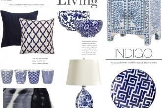 home decor colour palettes,Mood indigo blue home decor,indigo blue home accessories,home decor blogs,home decor ideas,ocean blue home decor,decor palettes