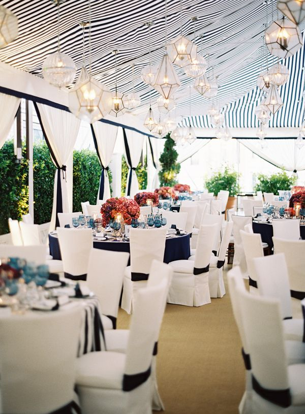 Blue And White Wedding Reception Ideas 1 Fab Mood Wedding