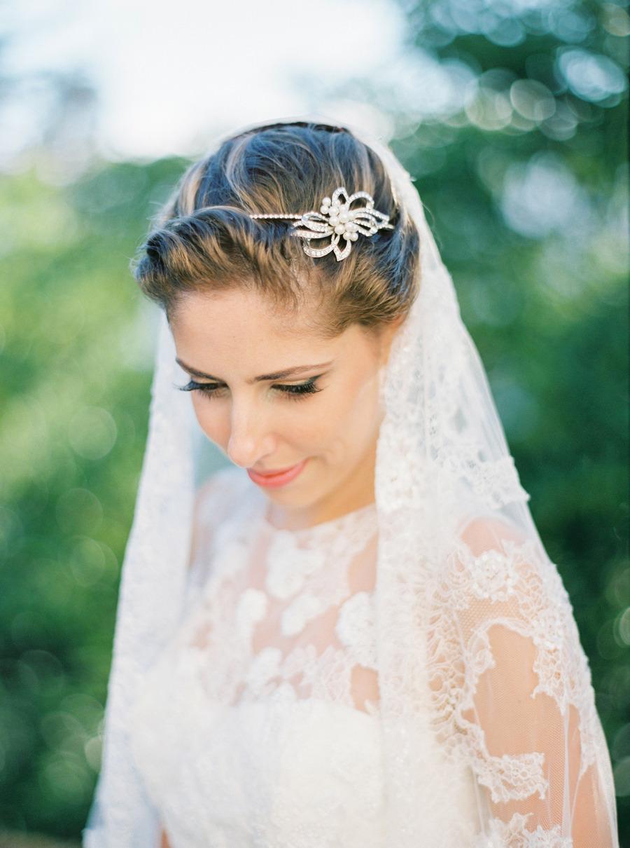 bridal hair accessoires