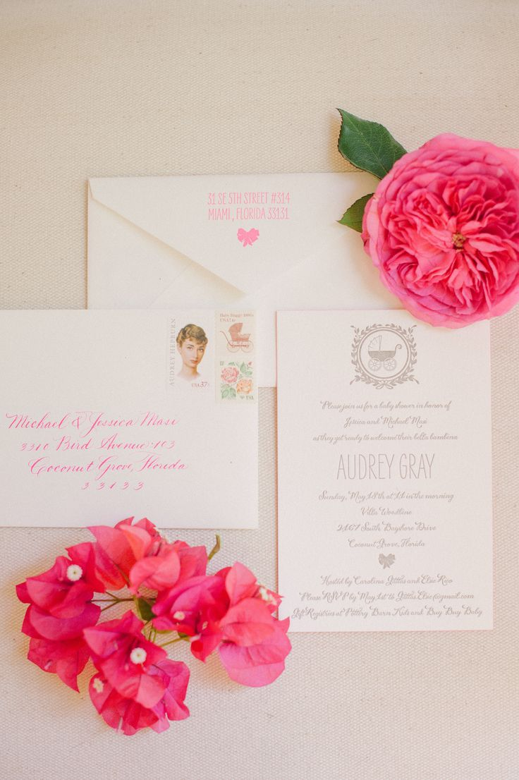 wedding invitation | Photography: Katie Lopez Photography