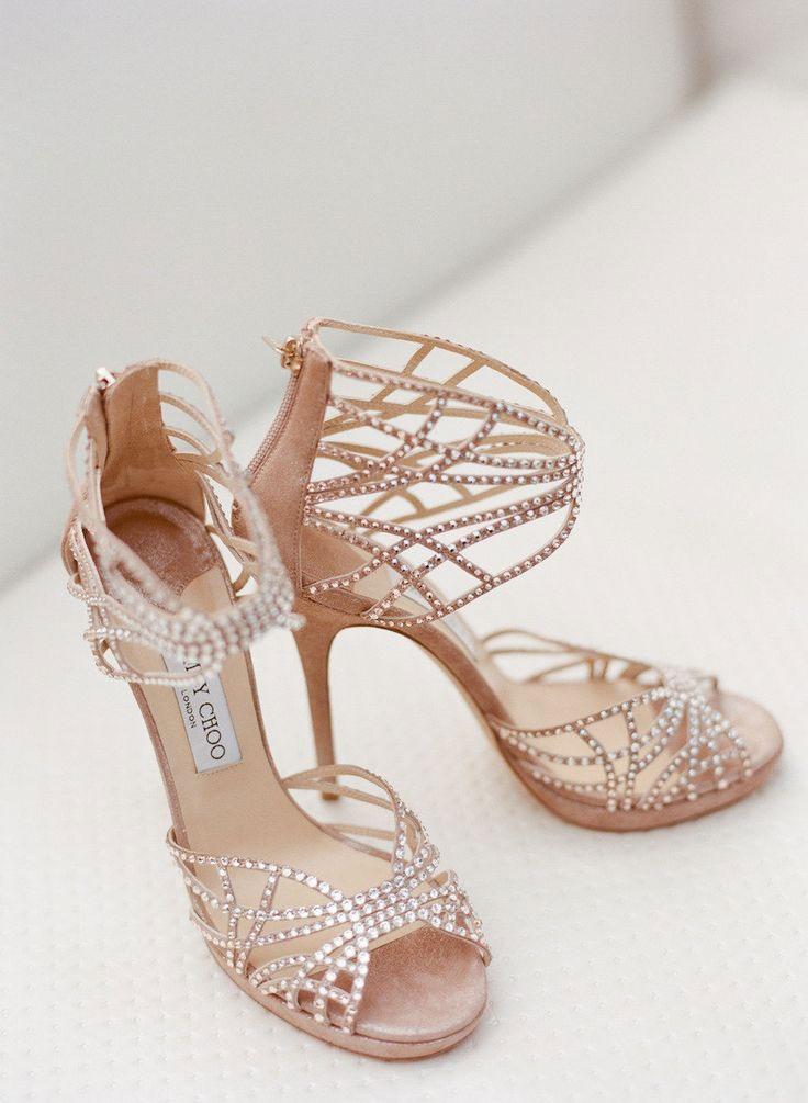 wedding shoes,Jimmy Choos wedding shoes,sandal wedding shoes,elegant wedding shoes,destination wedding,paris wedding