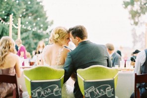 Wedding Chair Decorations
