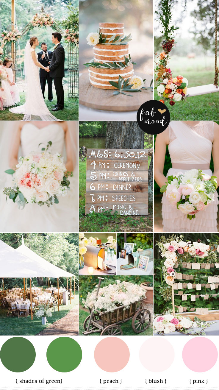 blush pink garden wedding,outdoor Wedding Ideas