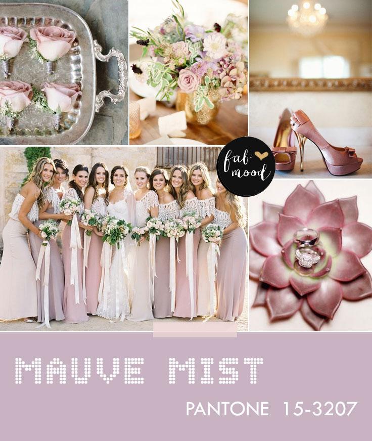 Top 10 pantone fall 2014 wedding colors