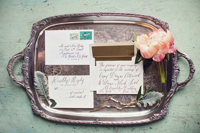 Mint blush gold vintage wedding,vintage wedding,blush mint wedding,blush gold wedding inspiration,mint blush gold wedding color palette,wedding palette,Antique Silver Tea Tray and Wedding Stationary | Peaches and Mint Photography,Mint blush gold vintage wedding,vintage wedding,blush mint wedding,blush gold wedding inspiration,mint blush gold wedding color palette,wedding palette