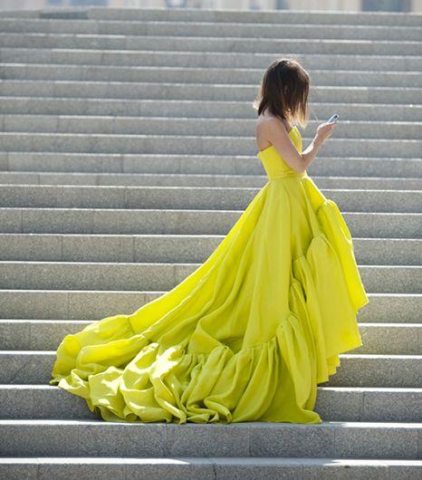 Chartreuse Wedding Color Palette Chartreus Color