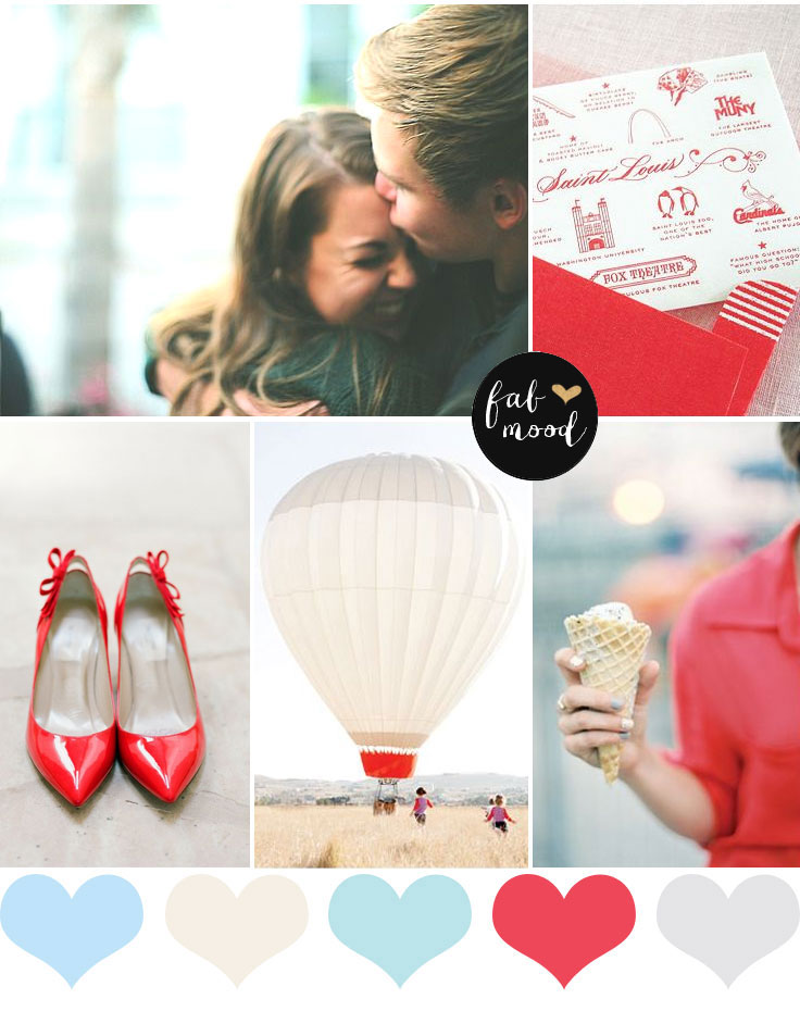 Red and taupe Engagement Color Palette,Red and Blue Engagement Color Palette - Red engagement color palette,summer engagement color palette,red blue color palette,color palette inspiration,color palette,red wedding palette,red color