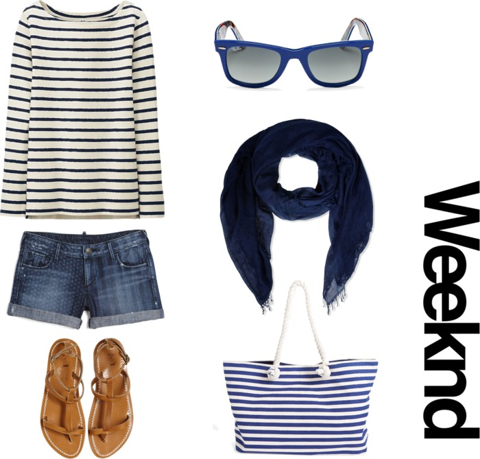 Weekend Beachwear Outfit Ideas