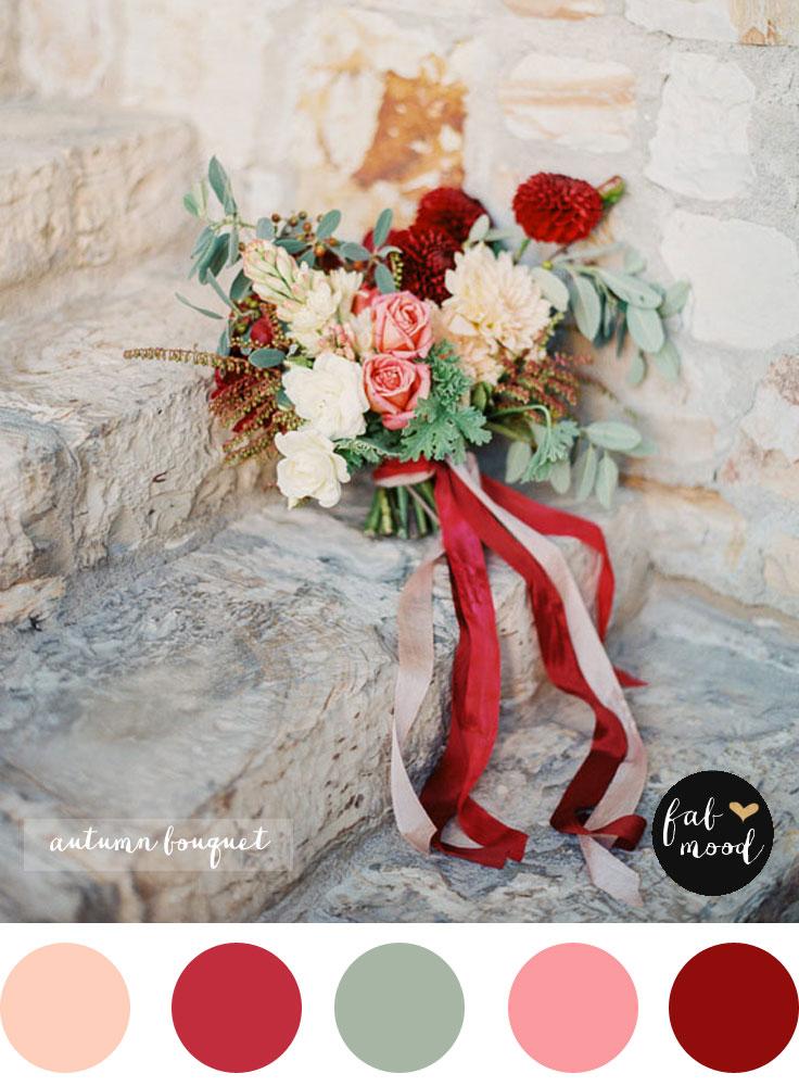 Fall purple wedding bouquet,Autumn Wedding Bouquet |Danielle Poff Photography