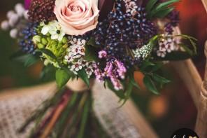Magnificent Autumn Wedding Bouquets