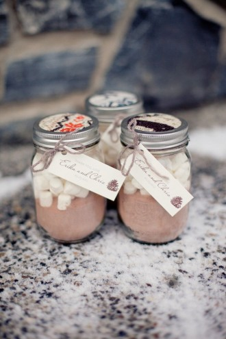 autumn wedding favor | Photography By / infusedstudios