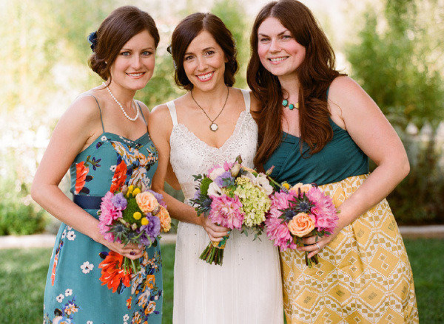 bride and bridesmaids | Photography Ryan Ray Photography