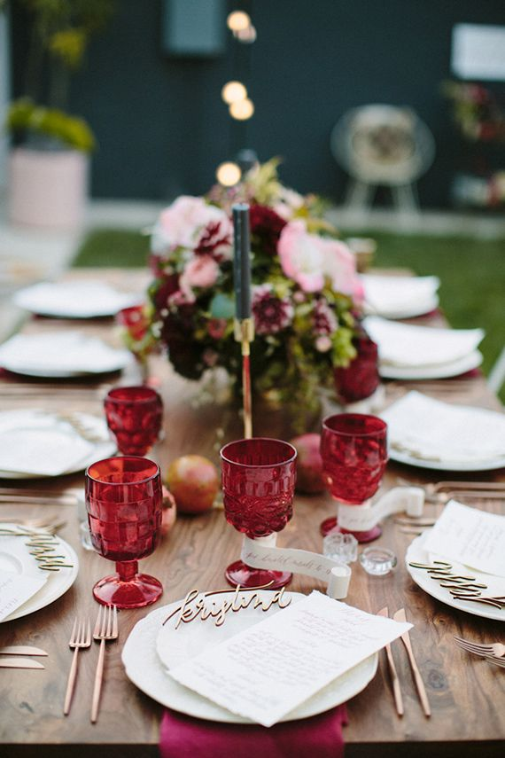 Autumn Wedding Table Décor Ideas To Impress Your Guests