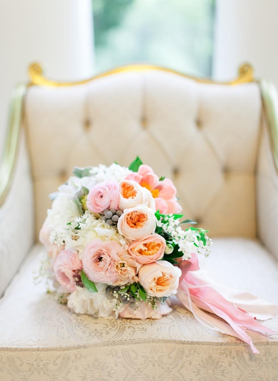 Strawberry Ice Pantone Spring 2015 wedding palette - Pink Colour Palette   fabmood.com   Photography Jodi Miller Photography