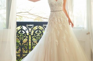 Sophia Tolli Spring 2015 Wedding Gowns