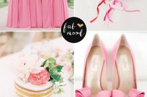 Strawberry Ice Pantone Spring 2015 - Pink Colour Palette   fabmood.com