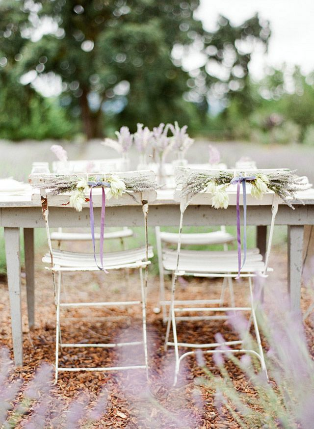 lavender wedding | secret garden : photographer KT Merry