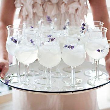 Secret Garden Wedding { Lavender wedding }