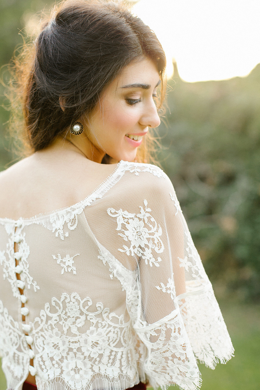 Boho Chic Wedding Shoot From Anna Roussos Photography