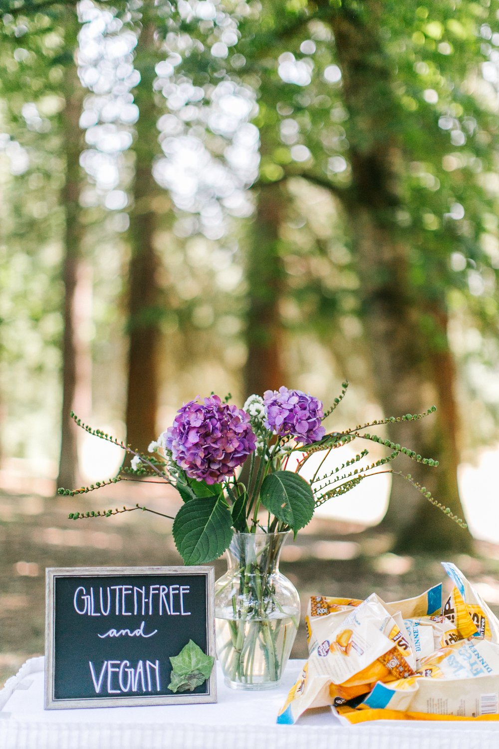 wedding decor - Rustic Oregon Summer Wedding from Maria Lamb Photography - marialamb.co
