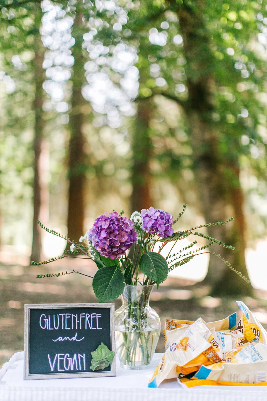 wedding decor - Rustic Oregon Summer Wedding from Maria Lamb Photography - marialamb.co