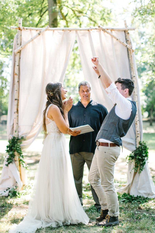 Rustic Oregon Summer Wedding from Maria Lamb Photography - marialamb.co