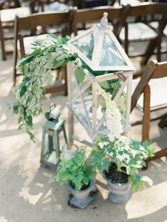 Traditional elegance outdoor wedding | Santa Barbara Historical Museum Wedding from Lane Dittoe Photography - lanedittoe.com