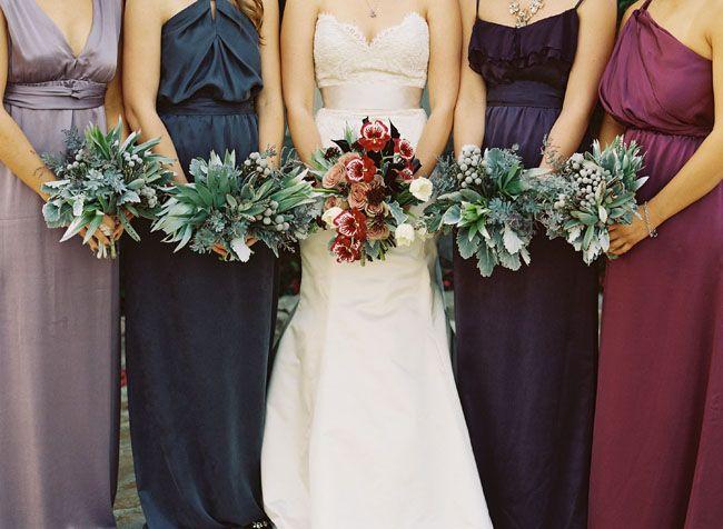 Jewel Toned Wedding Palette Jewel Tone Wedding Colors