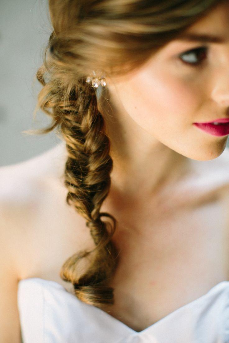Jewel tones bridal lip