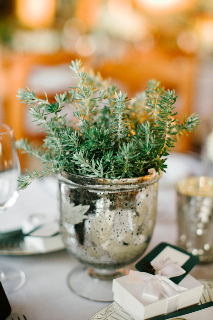 An intimate Christmas wedding : Photography : Josh Elliott | Floral Design: Jill Behrle, The Happy Vase