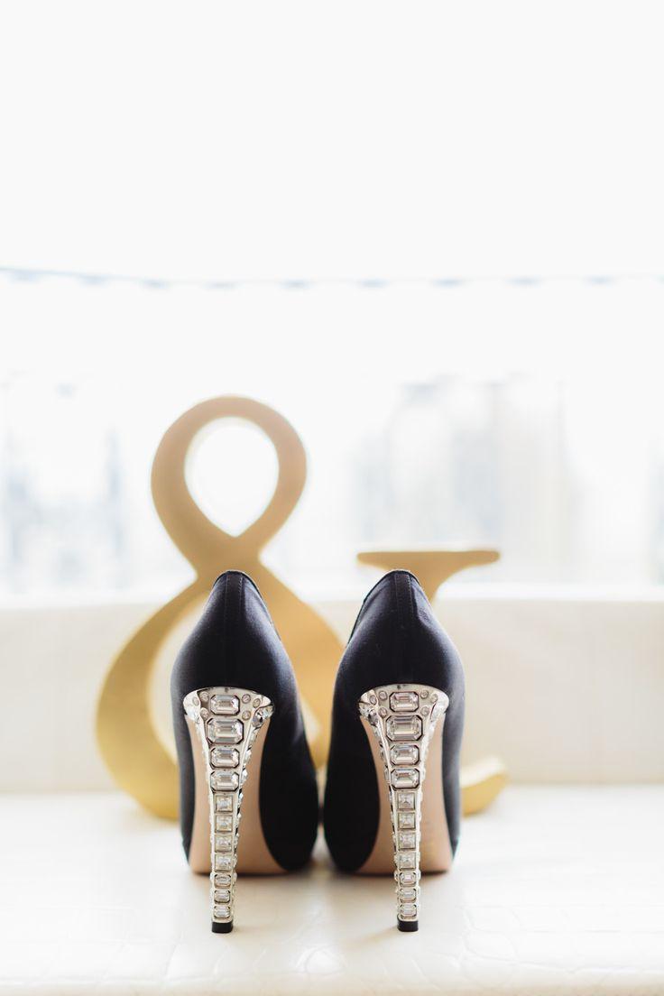 glam wedding shoes,black wedding shoes