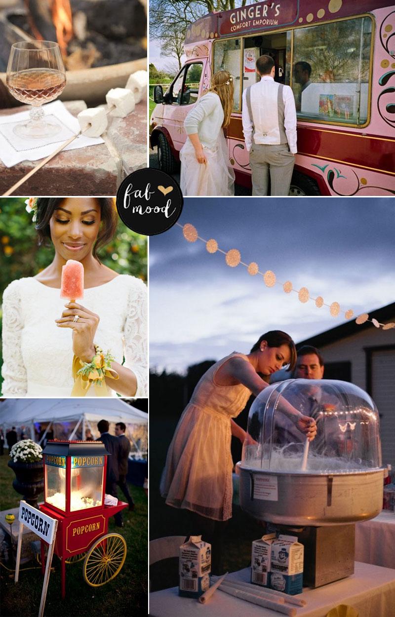 Desserts Ideas for Summer fete wedding theme | fabmood.com