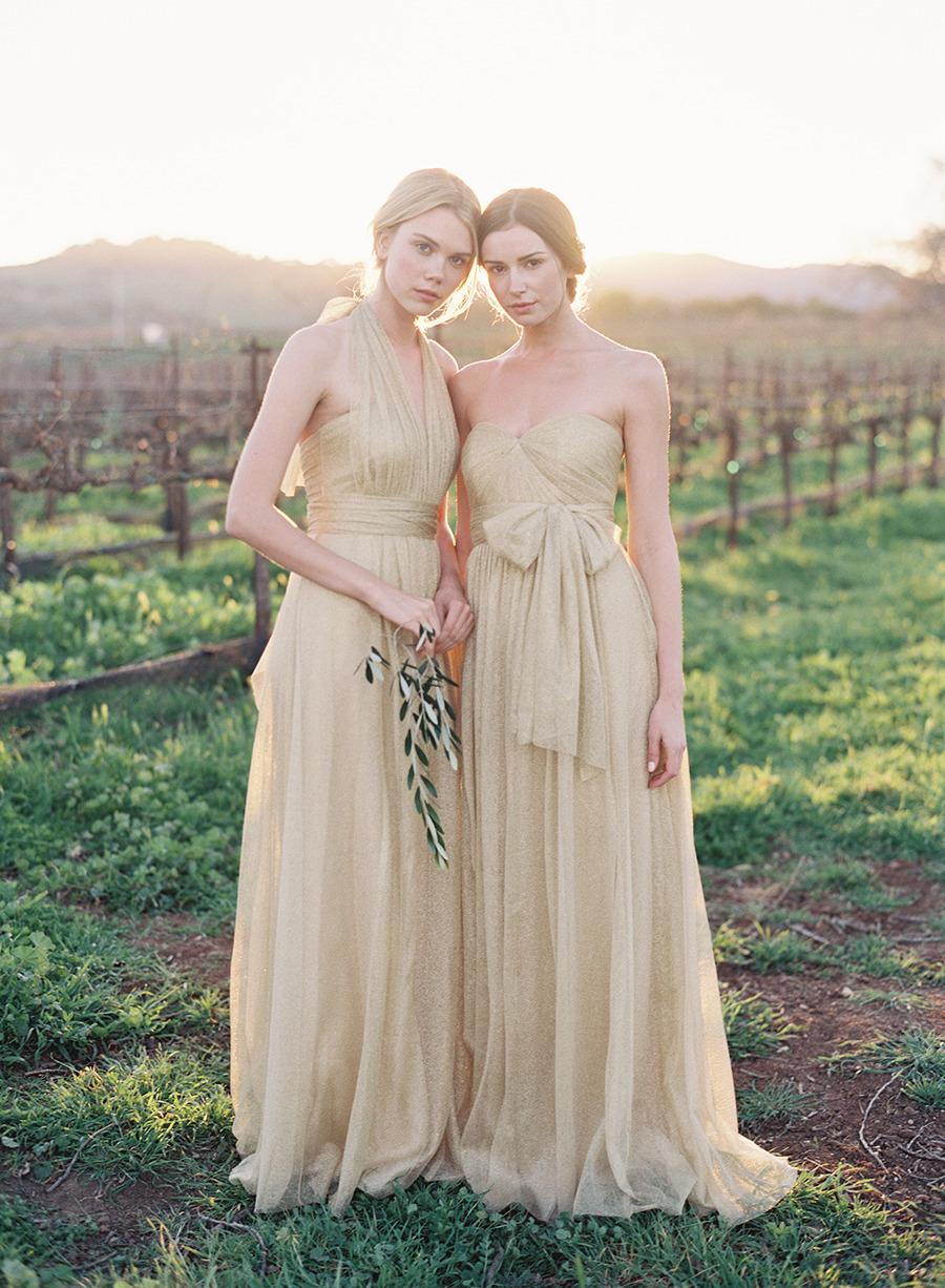 Jenny Yoo bridesmaids 2015 Collection | fabmood.com