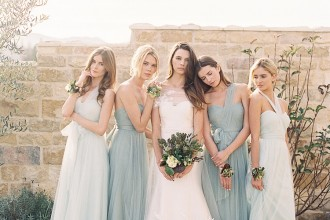 Jenny Yoo bridesmaids 2015 Collection | fabmood.com