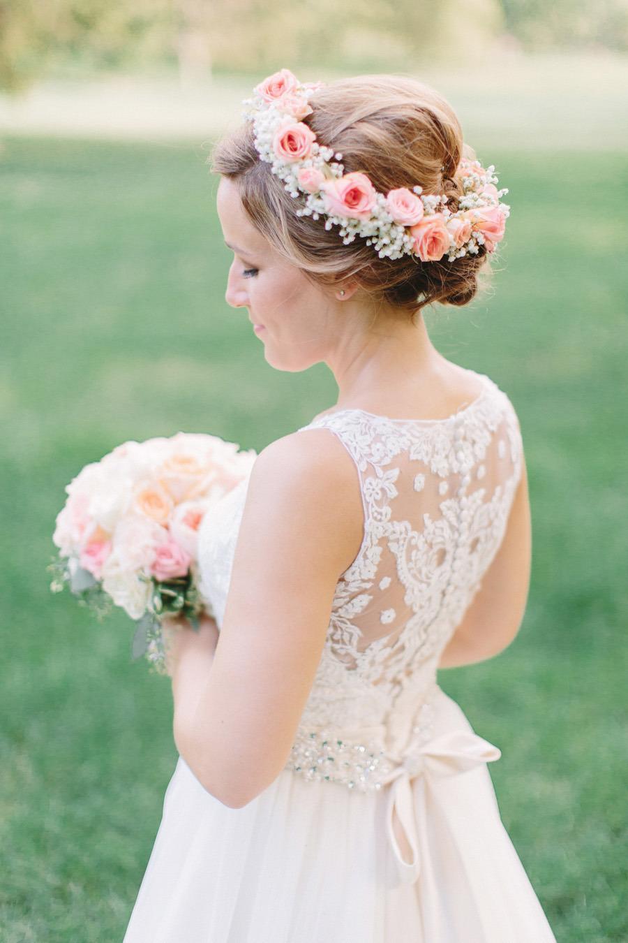 Gorgeous Bridal Hair Floral Fabmood Com 1 Fab Mood Wedding
