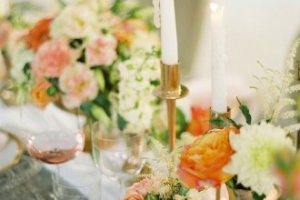Stunning wedding table ideas