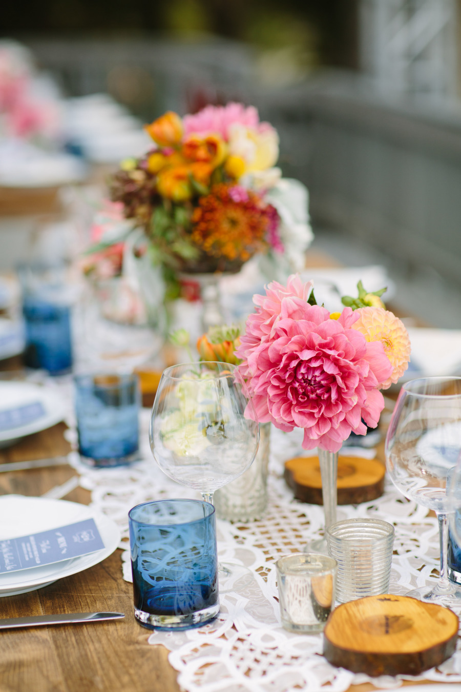 Stunning wedding tablescapes ideas | itakeyou.co.uk