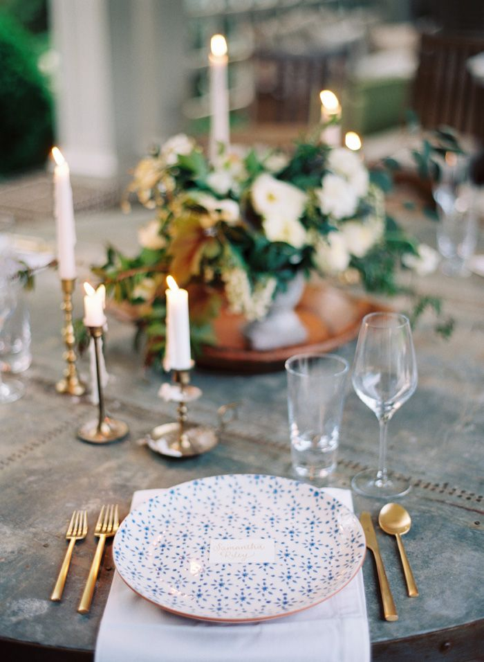 5 Stunning Wedding Table Ideas